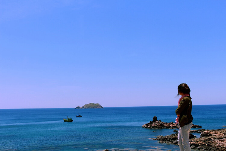 Say đắm thiên đường quy nhơn - đảo ngọc cù lao xanh - 2