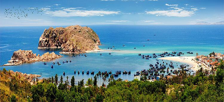 Top 12 bãi biển quy nhơn tuyệt đẹp để check in - 15