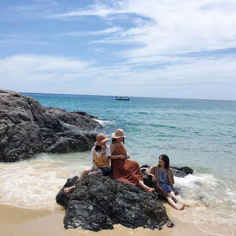 Điểm danh 8 bãi biển đẹp tựa thiên đường tại quy nhơn - 3