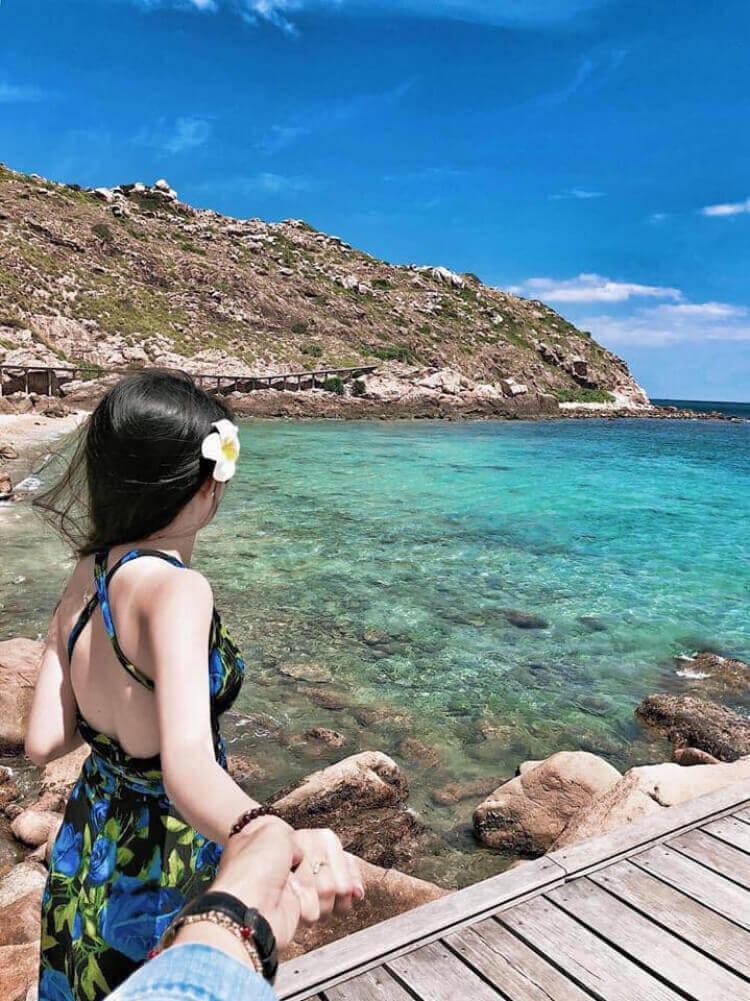 Điểm danh 8 bãi biển đẹp tựa thiên đường tại quy nhơn - 8