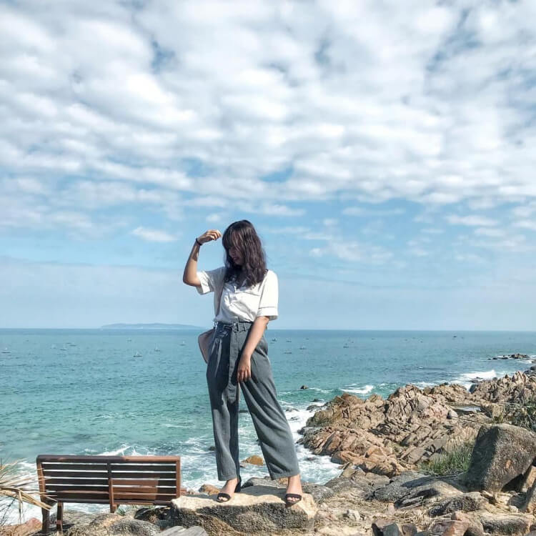 Điểm danh 8 bãi biển đẹp tựa thiên đường tại quy nhơn - 11
