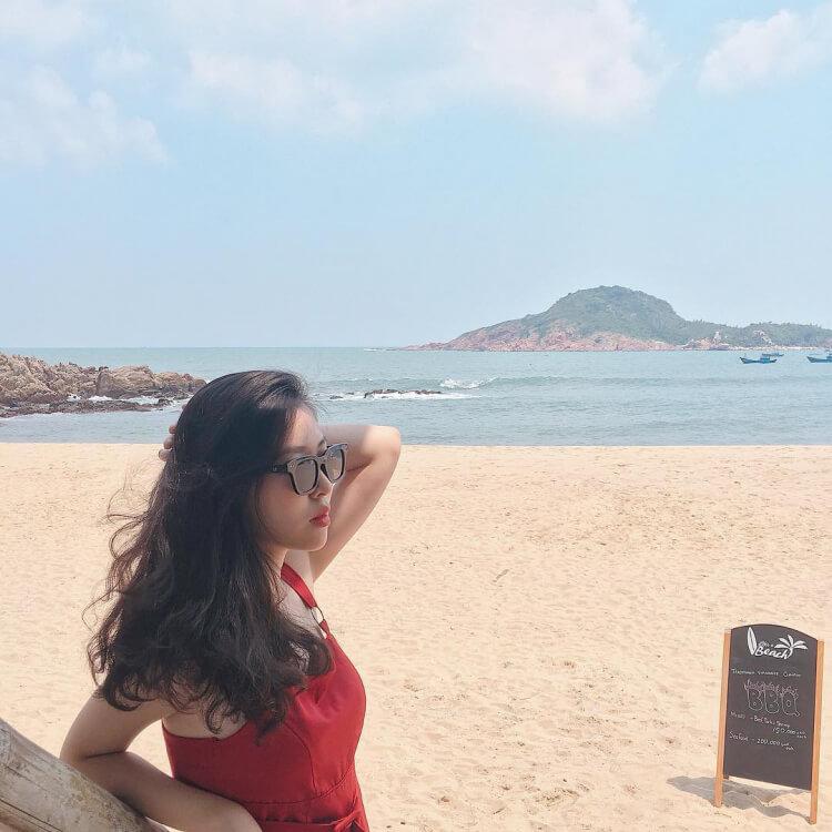 Điểm danh 8 bãi biển đẹp tựa thiên đường tại quy nhơn - 13