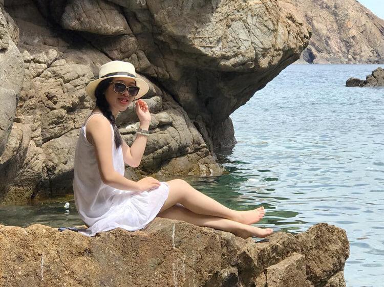Điểm danh 8 bãi biển đẹp tựa thiên đường tại quy nhơn - 17