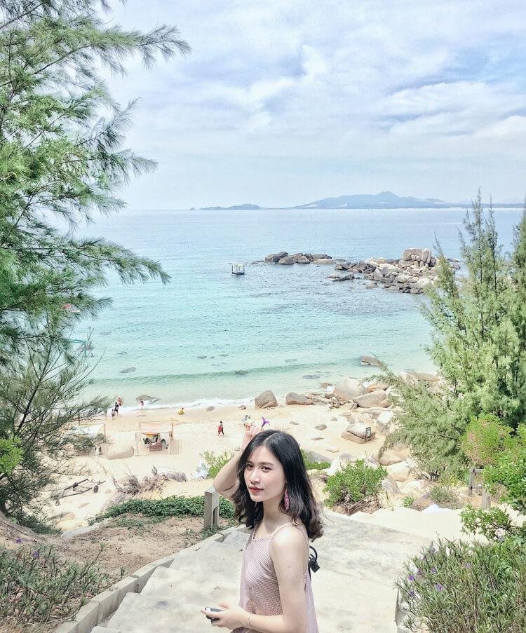 Điểm danh 8 bãi biển đẹp tựa thiên đường tại quy nhơn - 19