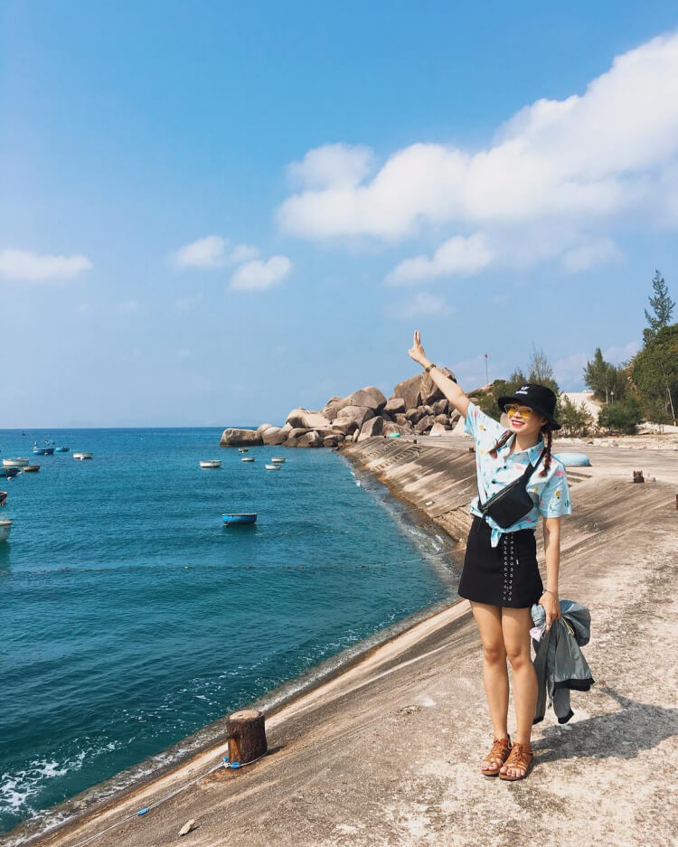 Điểm danh 8 bãi biển đẹp tựa thiên đường tại quy nhơn - 22