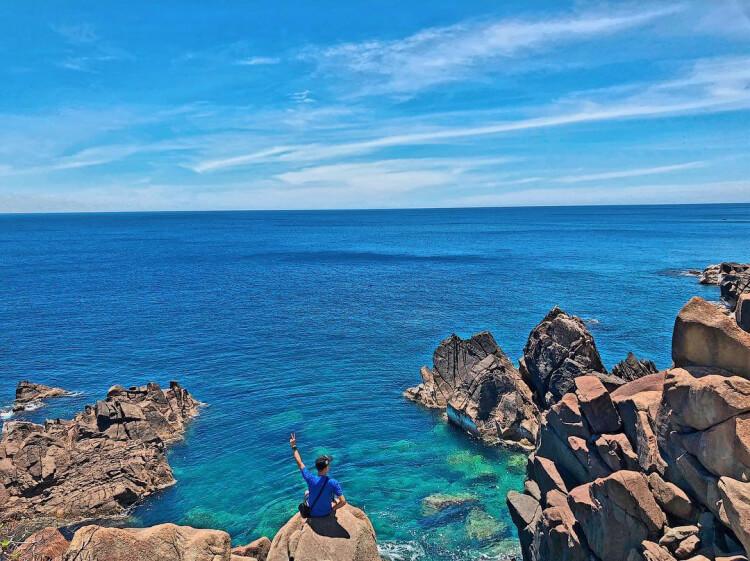 Điểm danh 8 bãi biển đẹp tựa thiên đường tại quy nhơn - 23
